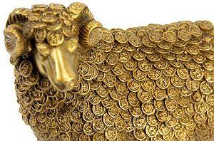 талисман овца