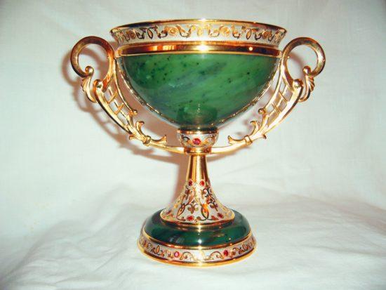 Кубок зеленый