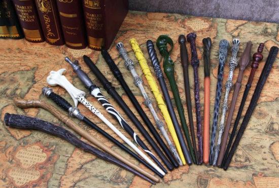Сувенирные волшебные палочки